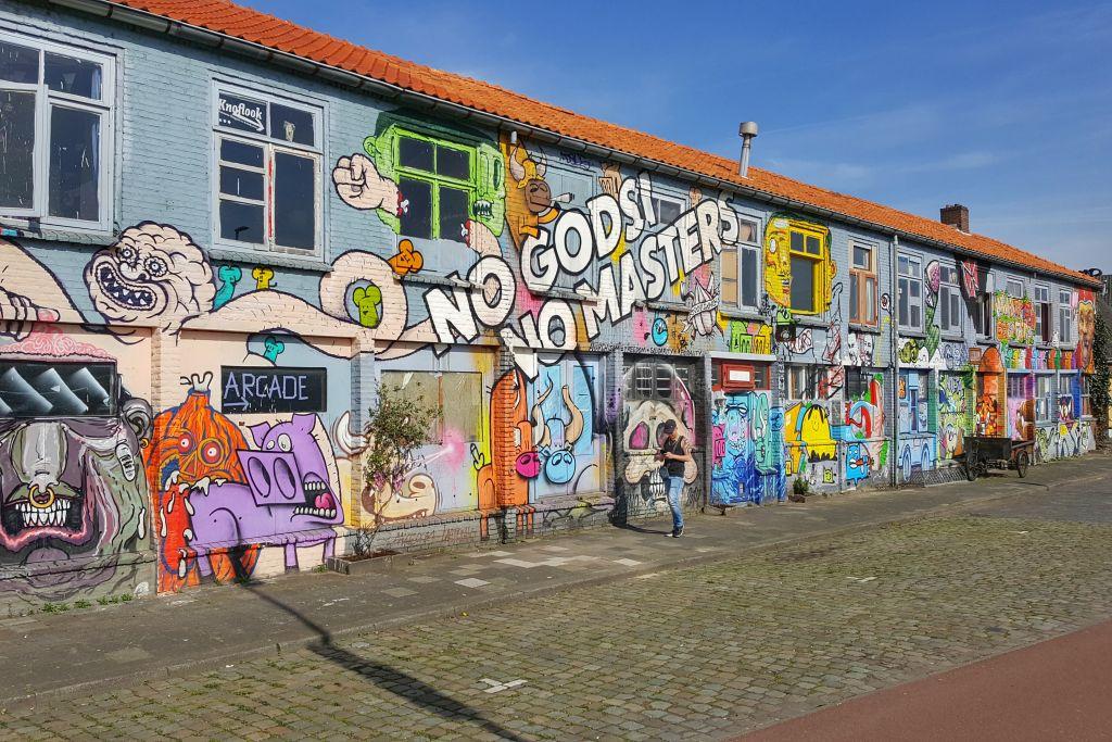 street art Den bosch