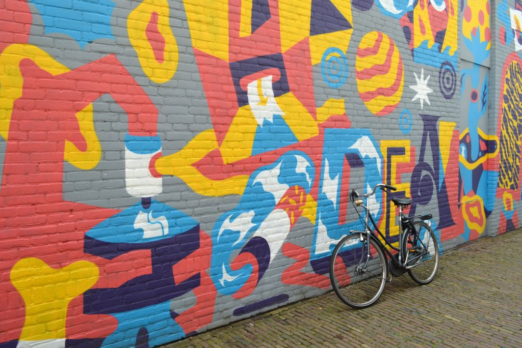 Street art Breda