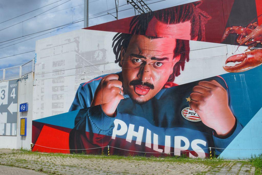 Strijp-S muurschilderingen Eindhoven