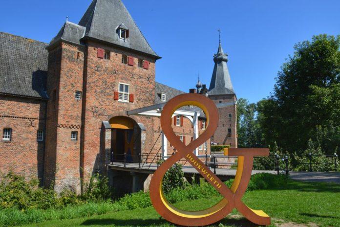 Fietsroute op de Veluwe