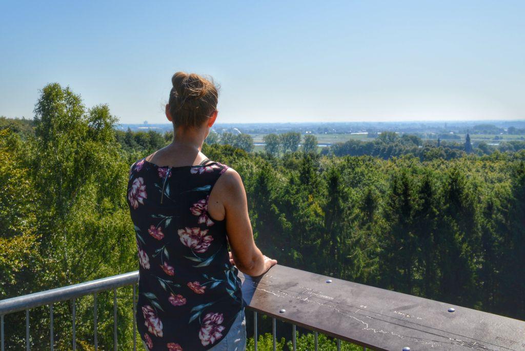 Uitkijktoren de Boersberg - Doorwerth