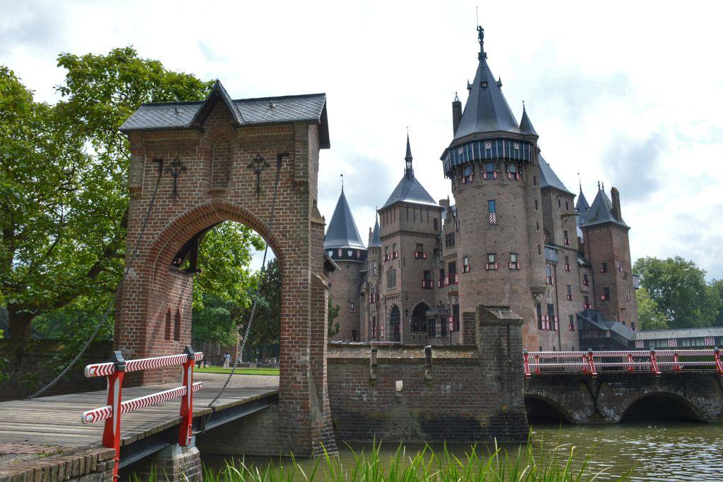 Mooiste plekken Utrecht: Kasteel de Haar