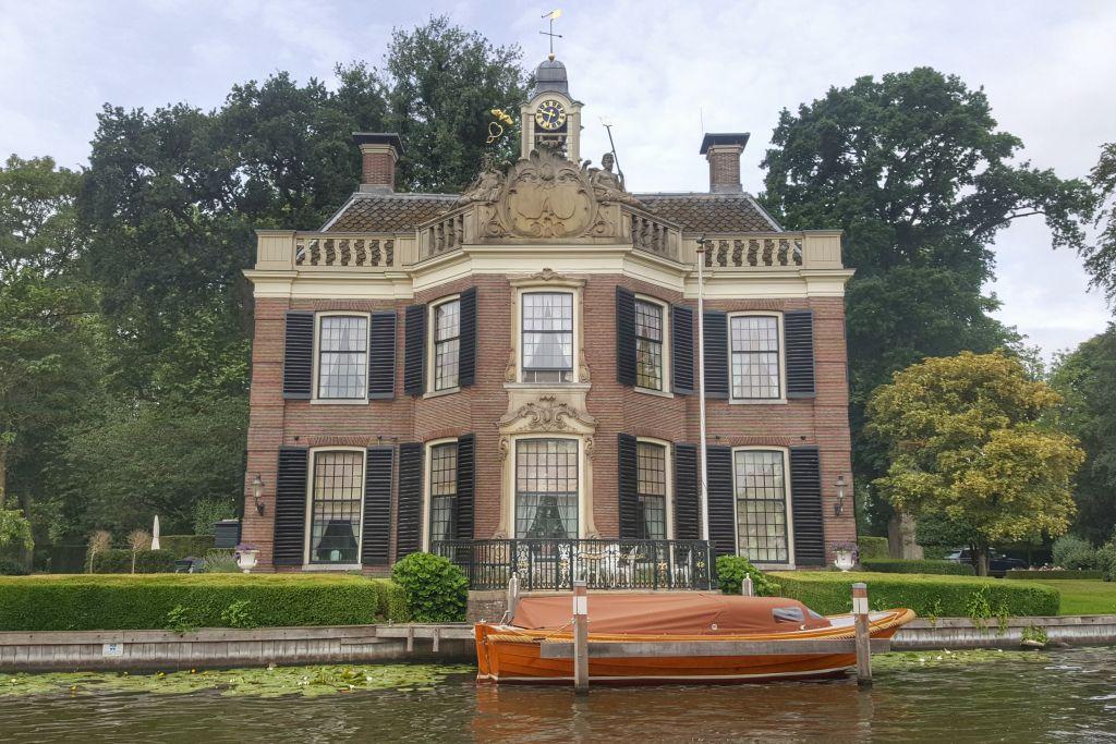 Buitenplaatsen aan de Vecht - Utrecht
