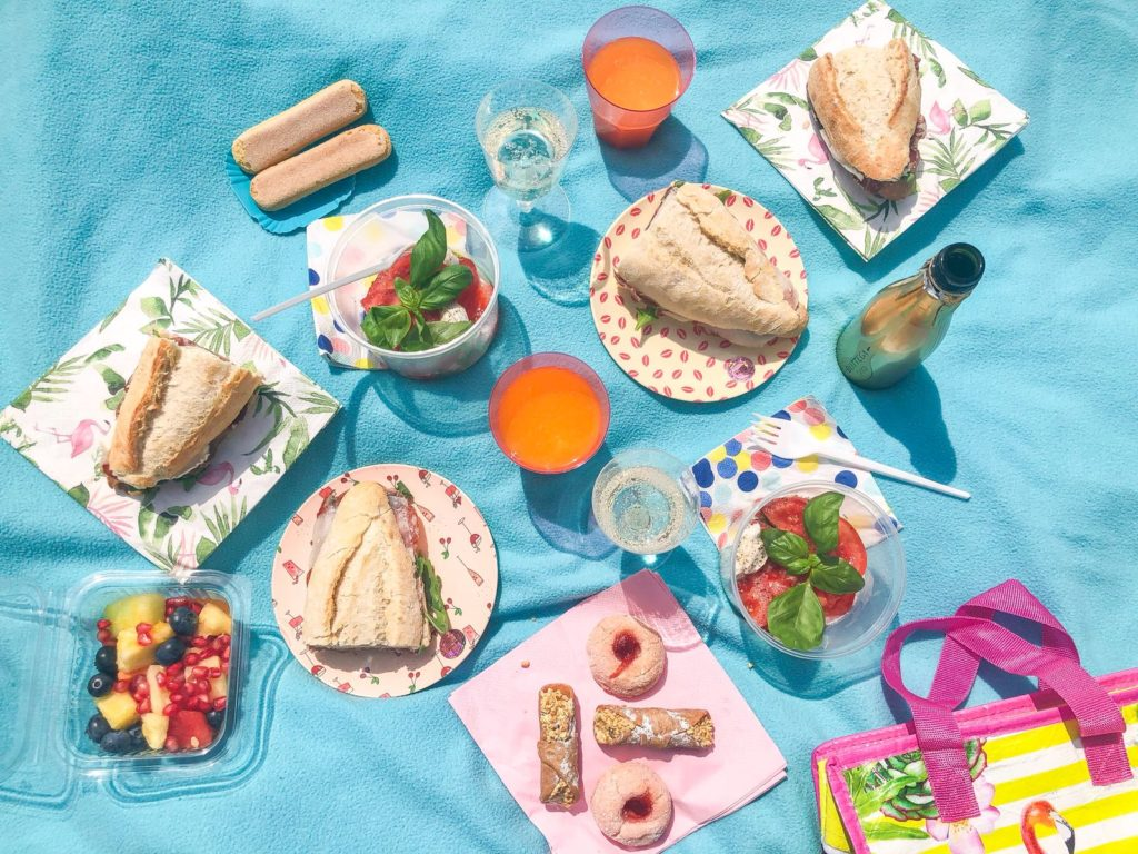 Picknickmand Bella Cucina Vlissingen