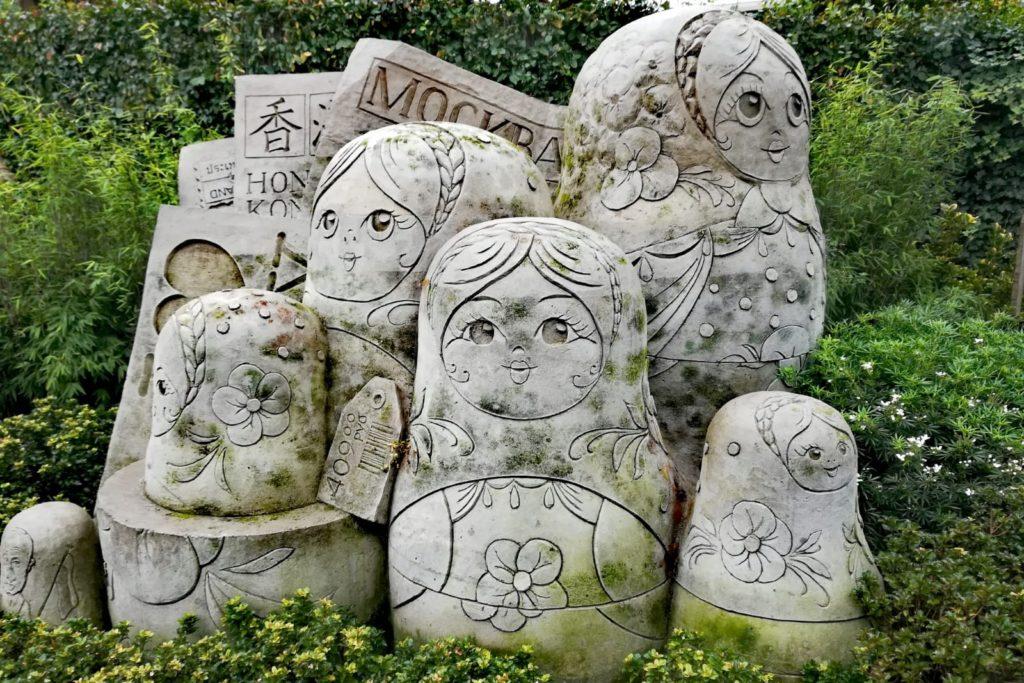 Zandsculpturen Garderen - Veluwe