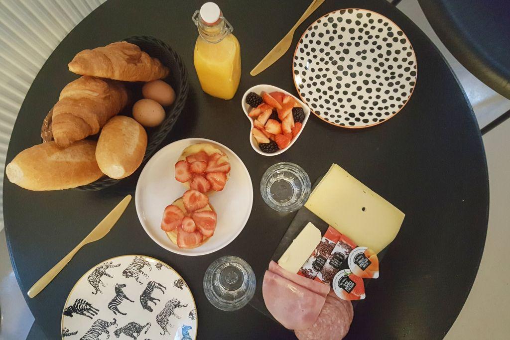 Ontbijt HoteldeBeautel Vlissingen