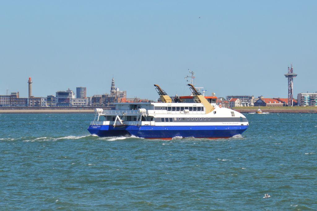 Veerboot Vlissingen Breskens