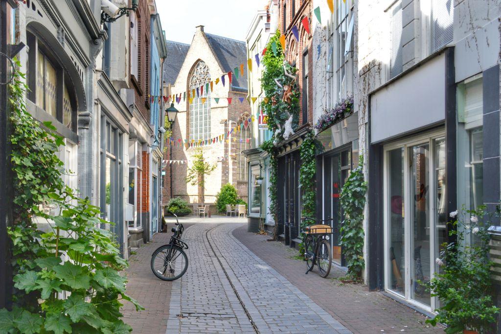 Sint Jacobsstraat Vlissingen