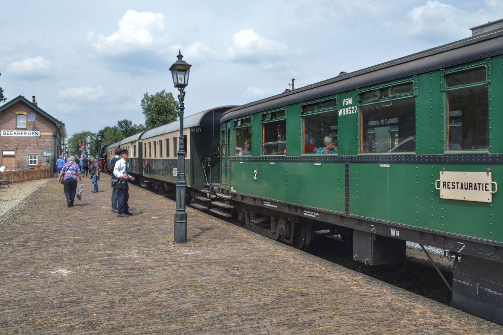 Station Beekbergen - Veluwsche Stoomtrein