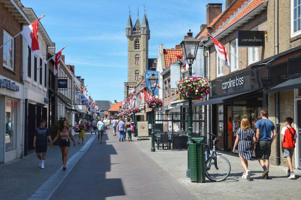 Winkelstraat Sluis
