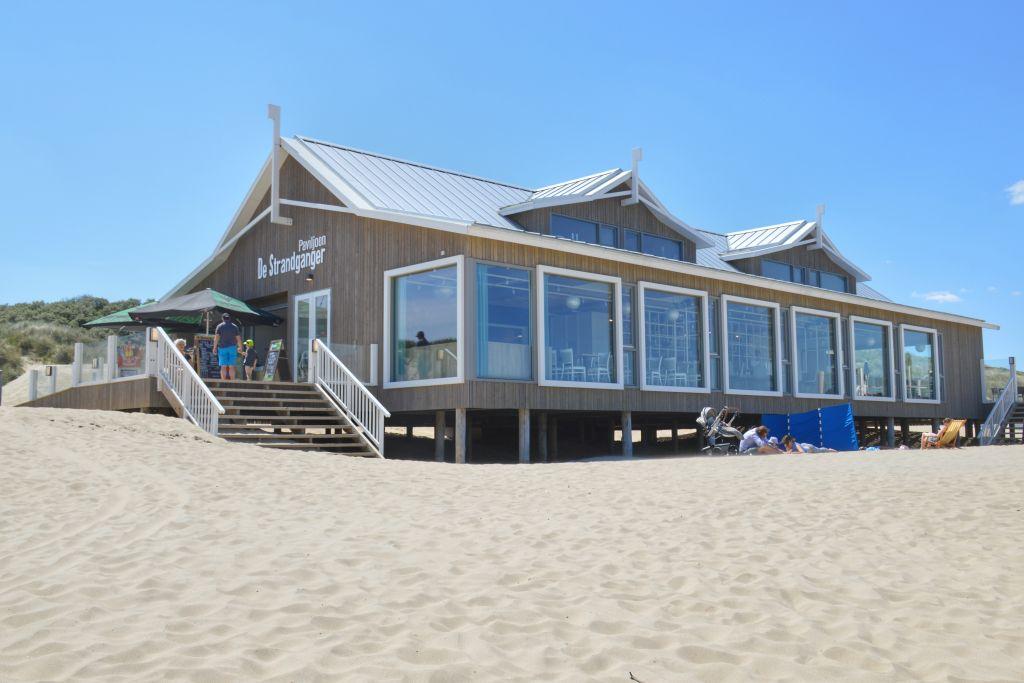 Strandpaviljoen de Strandganger - Nieuwvliet