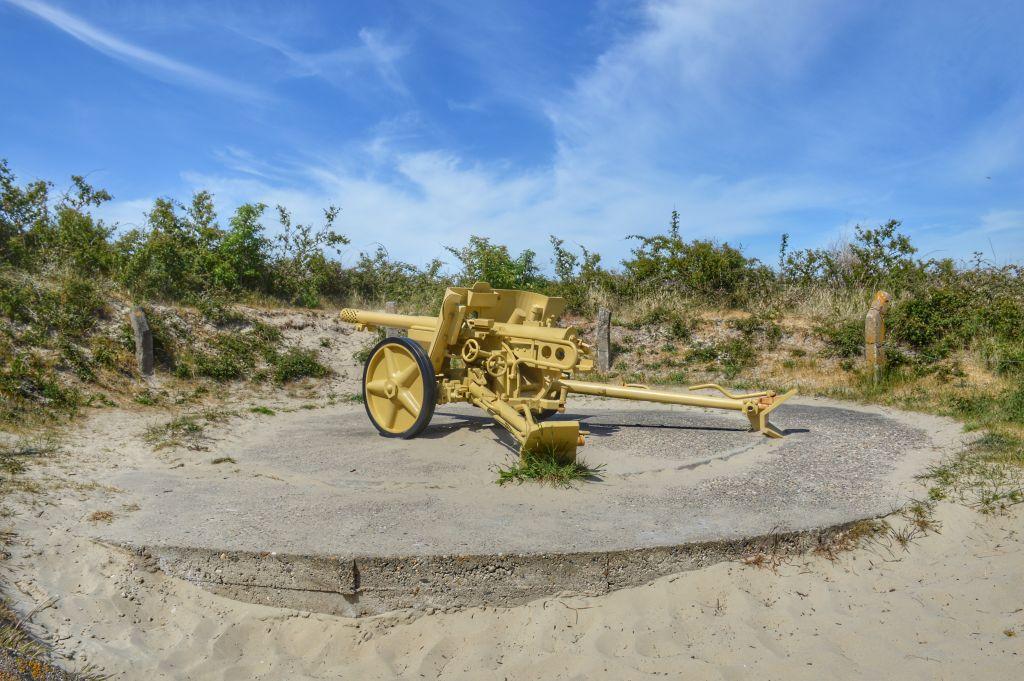 Bunkerroute de Punt - Ouddorp