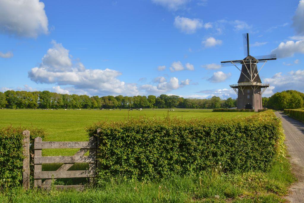 Hoogste molen Overijssel