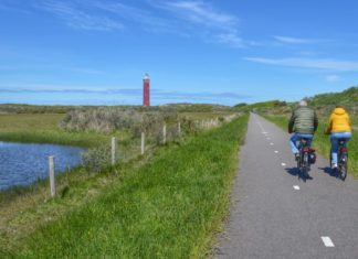 fietsroute mooie plekken goeree-Overflakkee