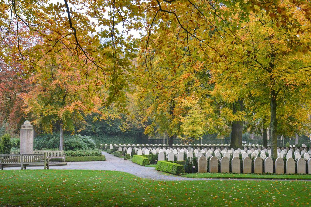 Militaire begraafplaats Grebbeberg