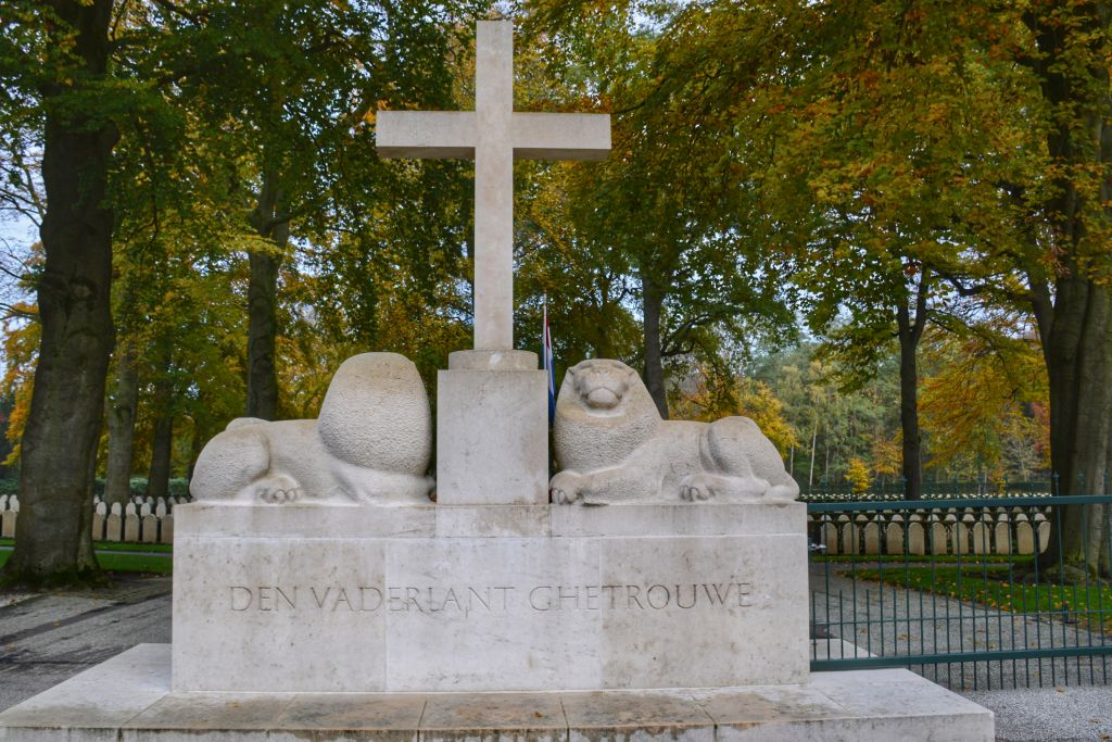 Monument Grebbeberg