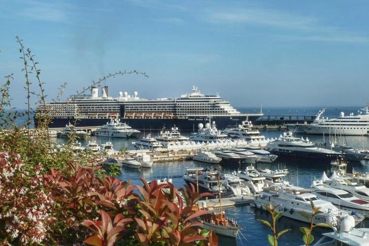 Port Hercule Jachthaven van Monaco