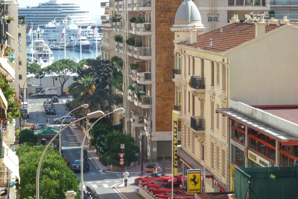 De straten van Monaco