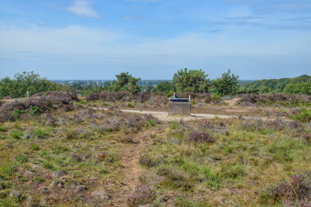Heumense Schans - Heide in Limburg