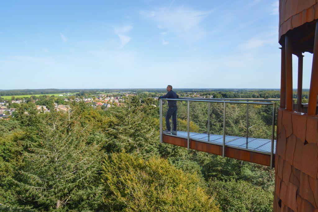 De Bosbergtoren Appelscha- Drents-Friese Wold