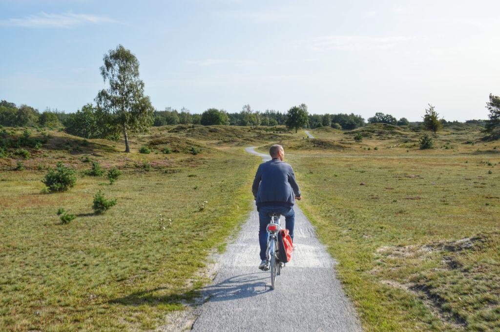 Fietsen Drents-Friese Wold