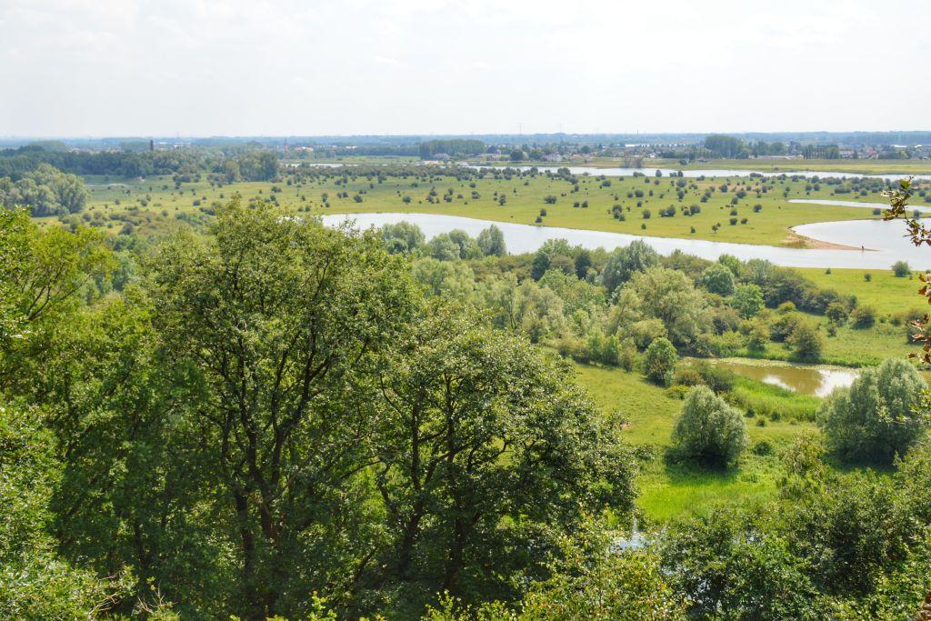 Grebbeberg - gemarkeerde wandelroutes Utrechtse Heuvelrug
