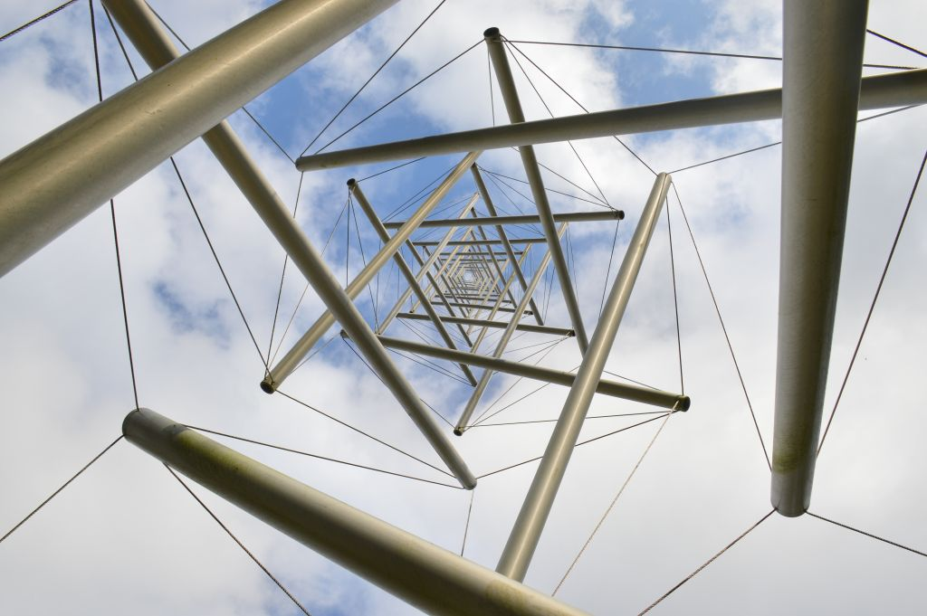 De Needle Tower - Kroller-Muller Museum