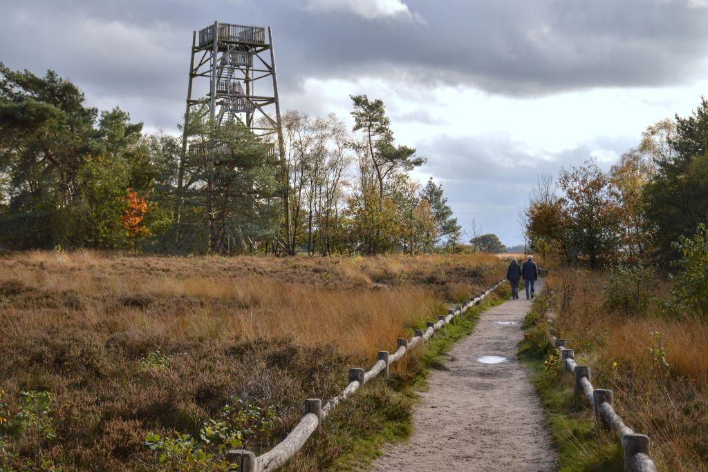 Uitkijktoren Stakenberg Elspeet