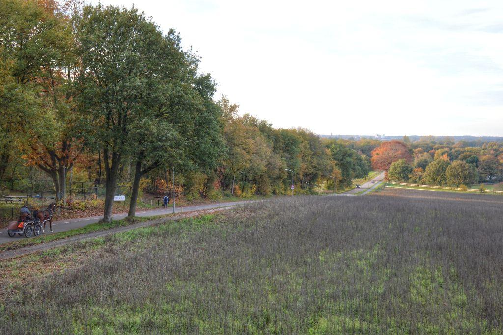 Uitzicht de Hessenweg