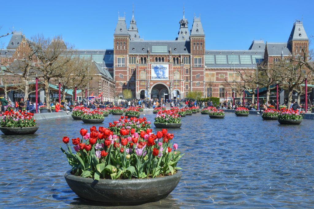 Tulp Festival Amsterdam - Rijksmuseum