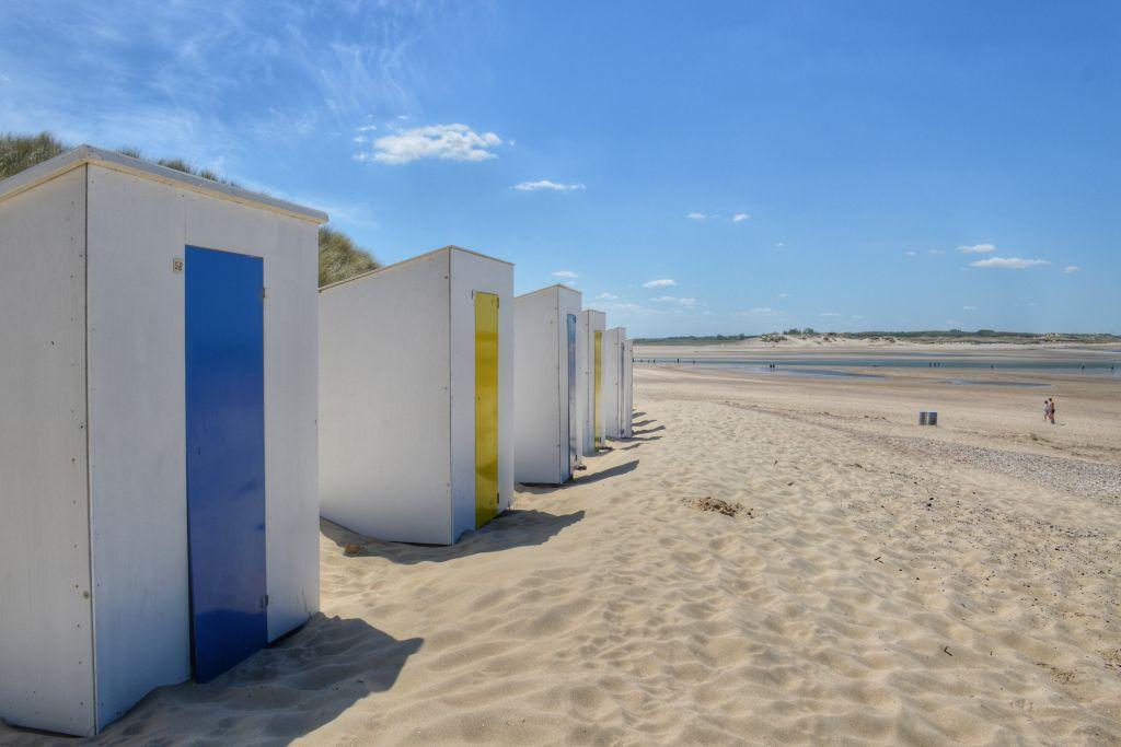 Cadzand-Bad op Zeeuws-Vlaanderen