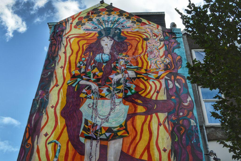 Streetart Rotterdam