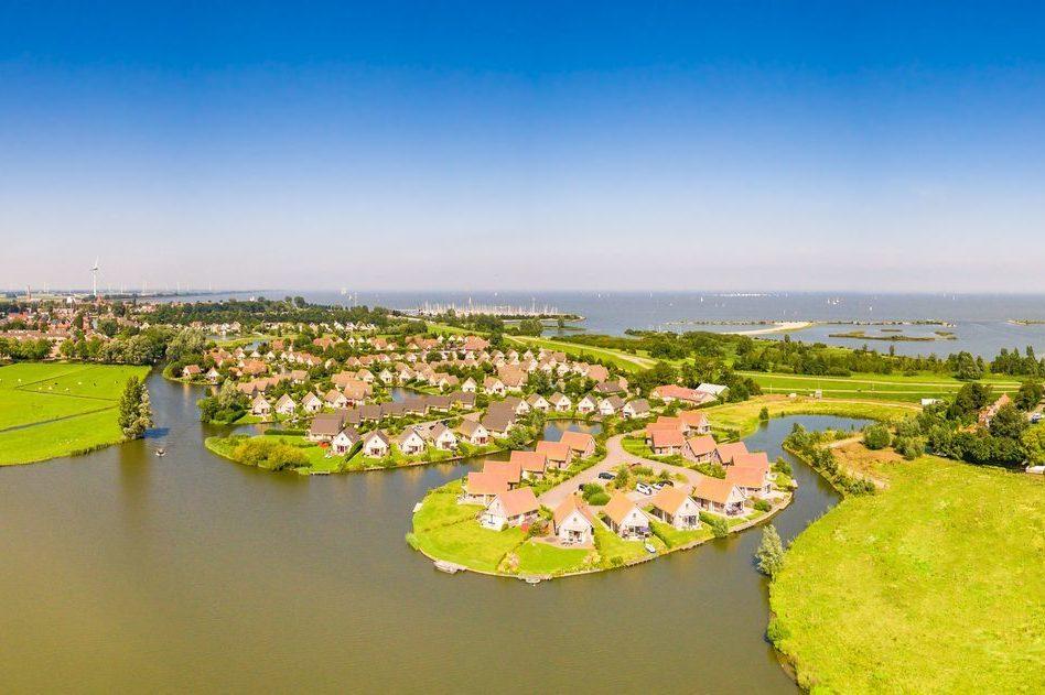 Bungalowpark Zuiderzee - Mooie vakantiehuisjes aan het water