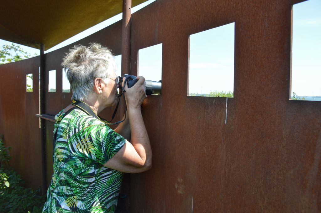 Fotograferen Tiengemeten