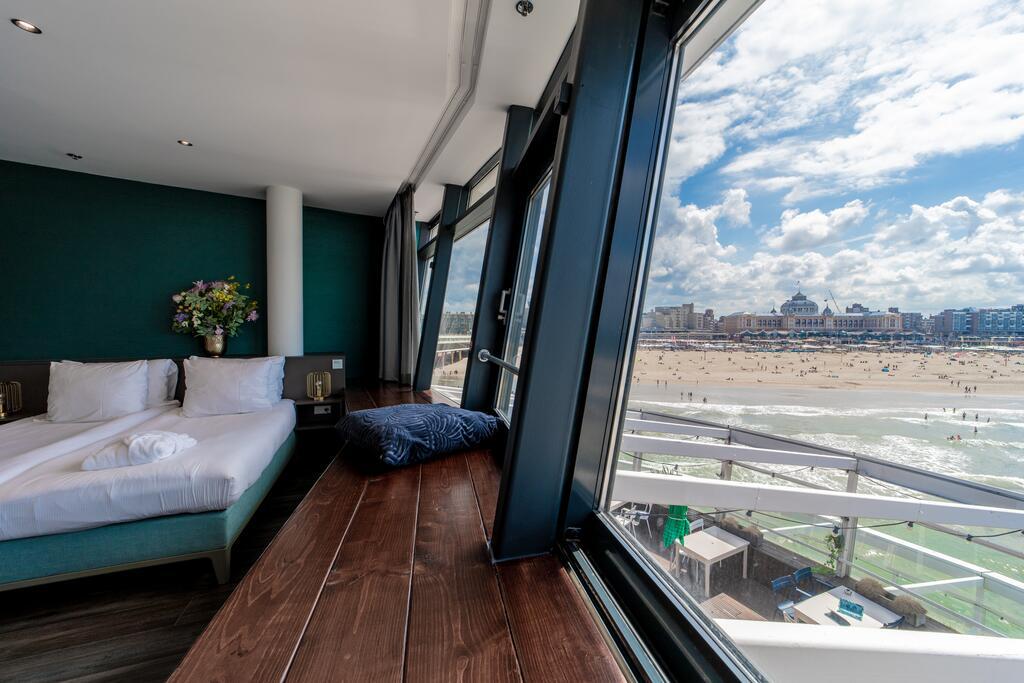 Hotels aan zee: De Pier Suites Scheveningen