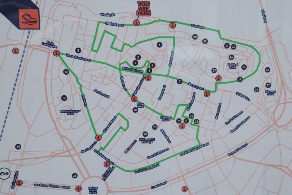 Stadswandeling Nijmegen: Walk the Town