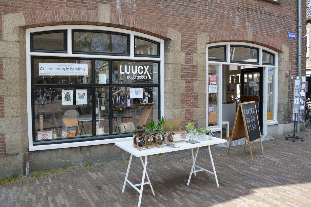 Winkelen in Wageningen