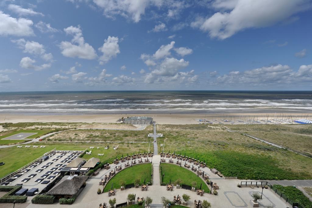 Hotels aan zee: Grand Hotel Huis ter Duin Noordwijk