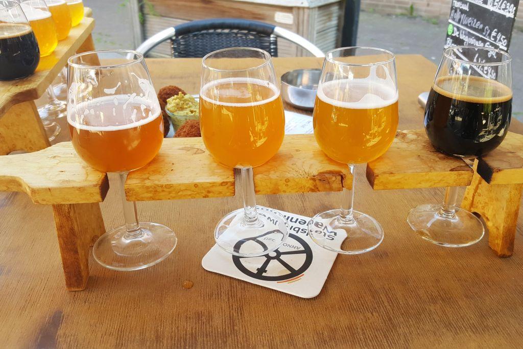 Bierproeverij Wageningen