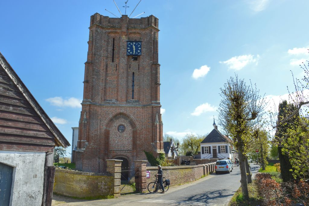 Scheve toren van Acquoy