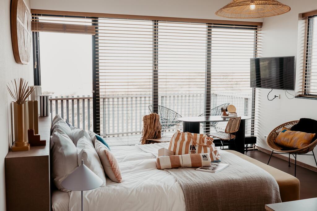 Hotels aan zee: Strandhotel Zoomers – Castricum