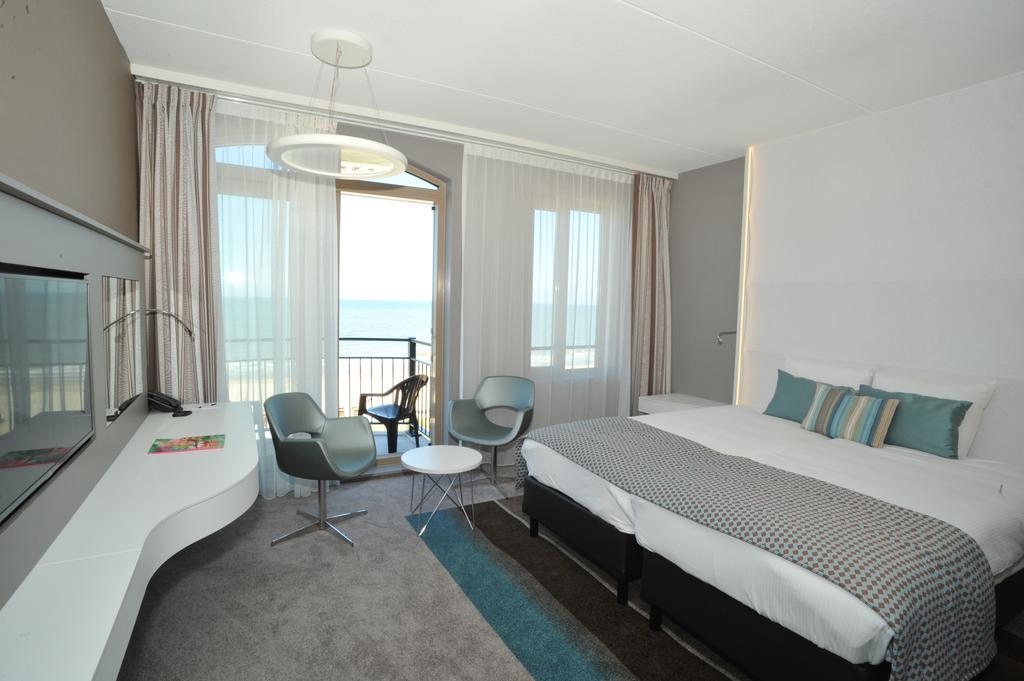 Strandhotel Golfzang – Egmond aan Zee
