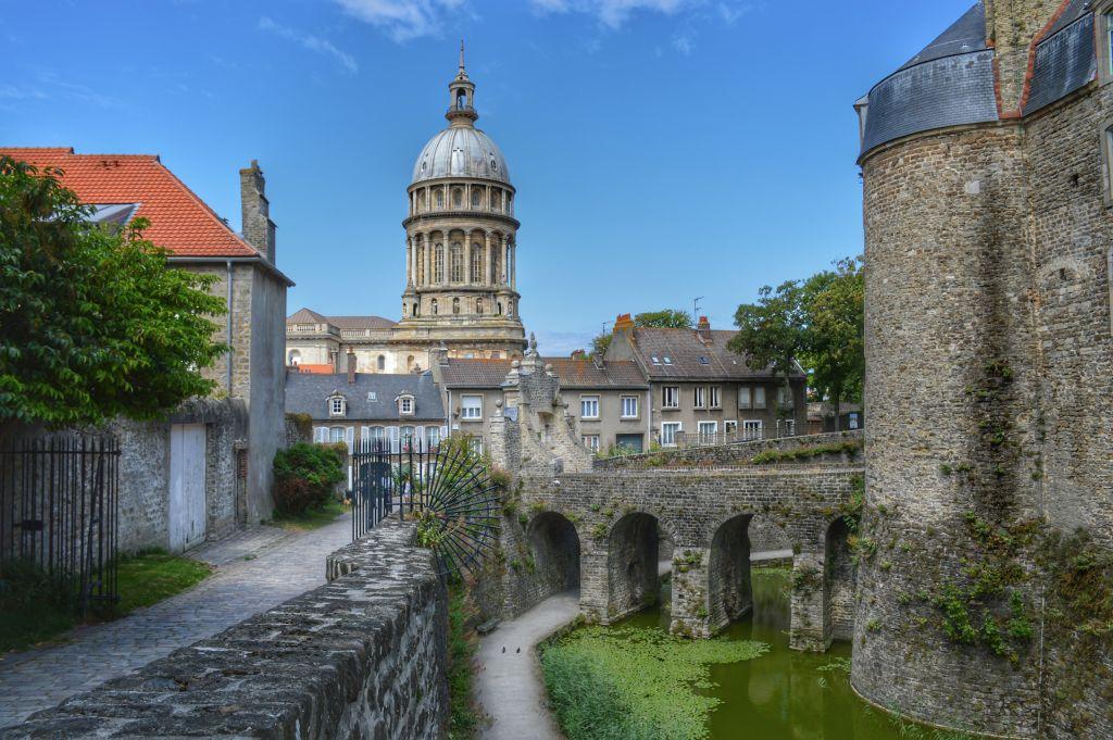 Stedentrips in de zomer: Boulogne-sur-Mer