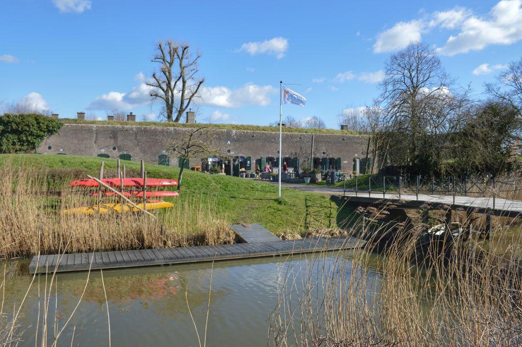 Fort WKU Schalkwijk