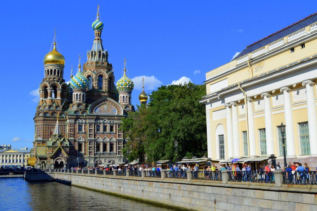 stedentrips zomer: Sint-Petersburg
