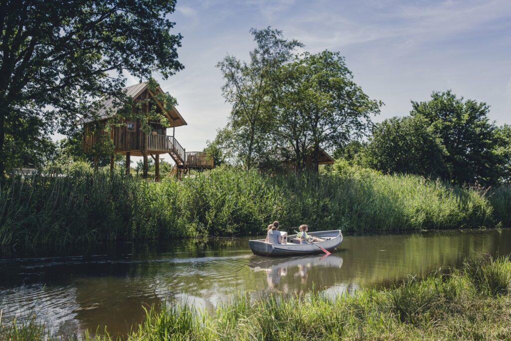 Mooi glampings Nederland: Vakantiepark Mölke