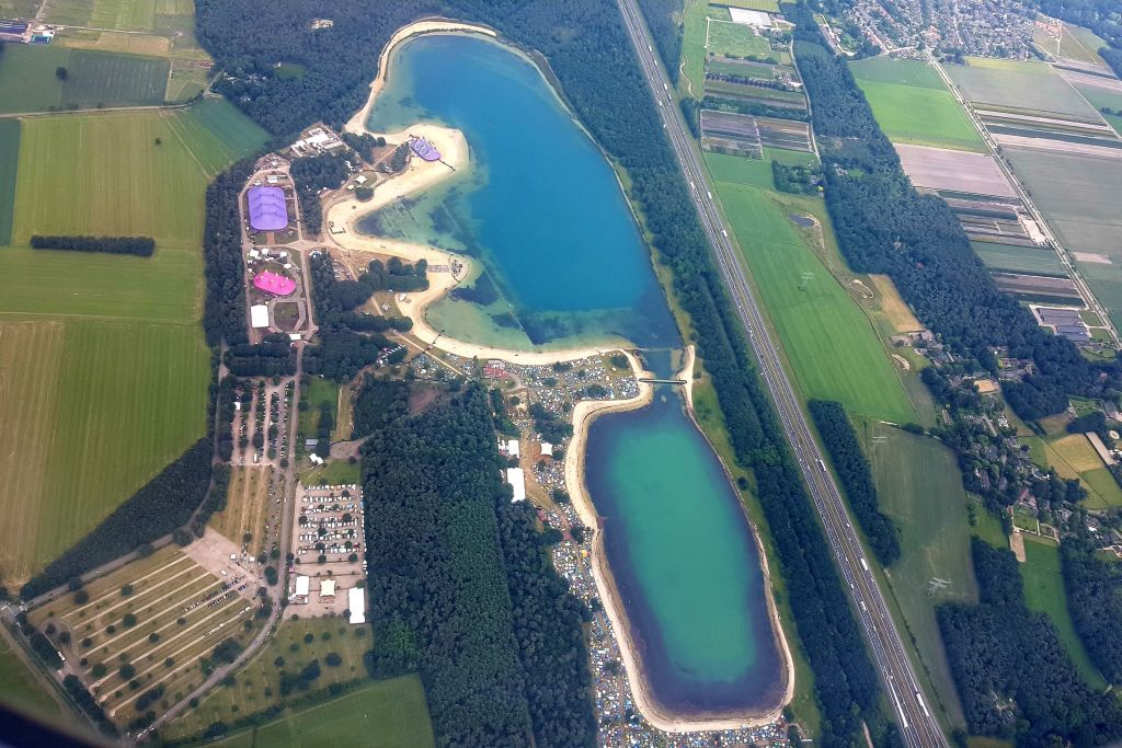 Mooie zwemplekken Nederland: Duynenwater in Eersel