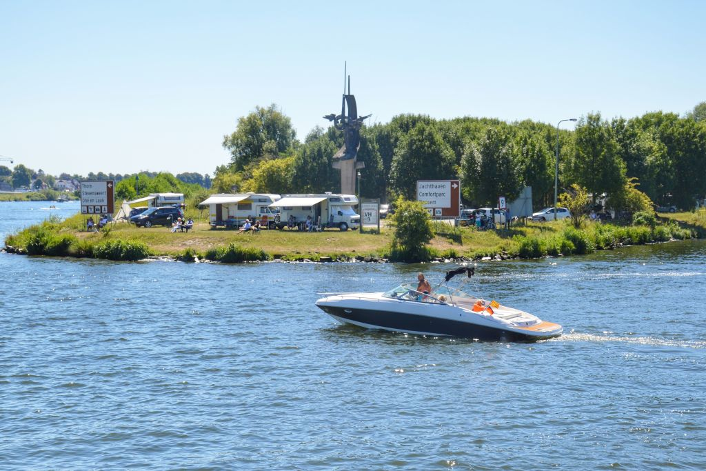 Maasplassen Limburg