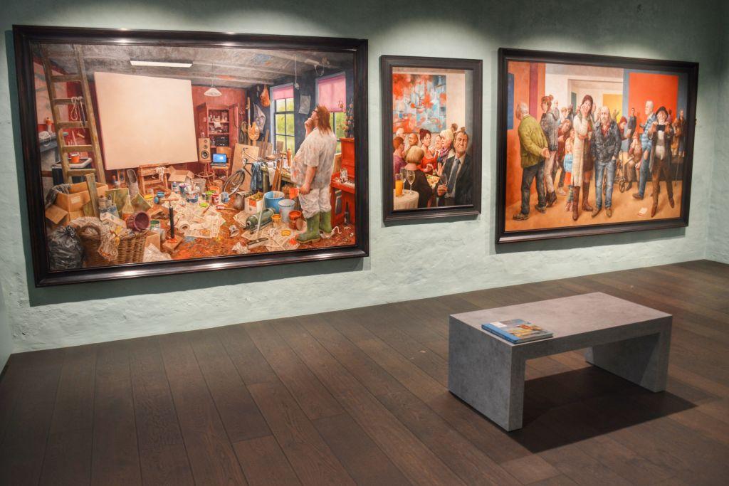 Marius van Dokkum Museum Harderwijk