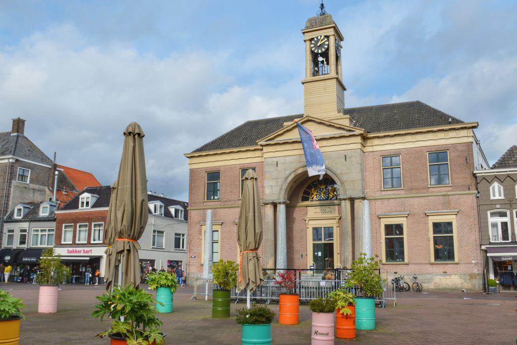 De Markt in Harderwijk